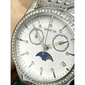 Invicta Womens Watch Angel 22504 Crystal Dial